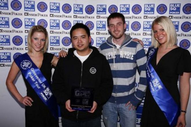 Last year's GUKPT Thanet winners