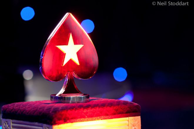 PokerStars EPT Trophy (Photo: Neil Stoddart)