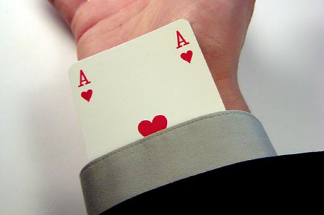 7-карточный стад-покер: Хитрые приемы 0001