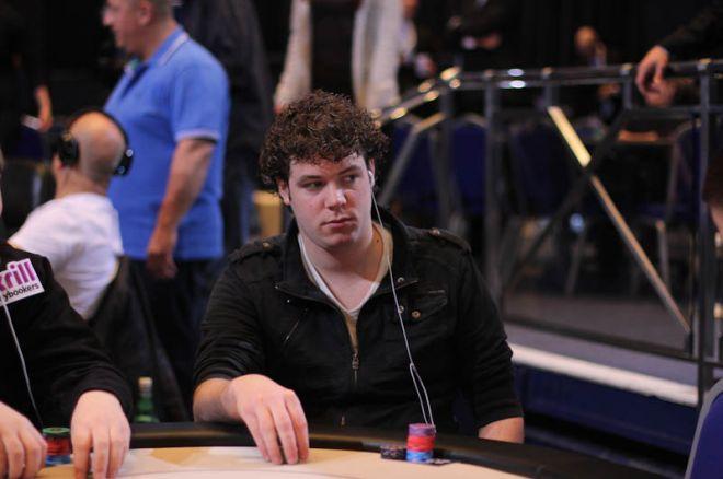 PokerStars en Monte-Carlo® Casino EPT Grand Final: Berende vergaart mooie stack