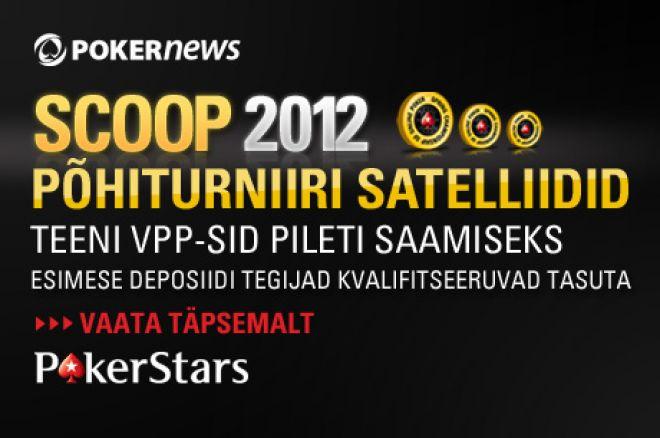 Pokernews annab ära $21400 väärtuses TASUTA SCOOP pileteid! 0001