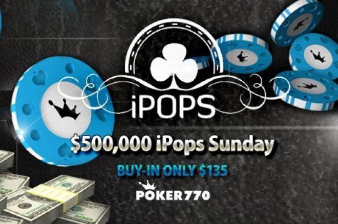 Візьміть участь в IPoker Online Poker Series на Poker 770! 0001