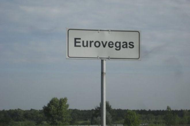 ¿Dónde será construido Eurovegas?