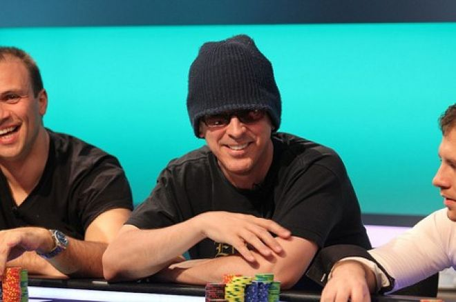 Phil Laak holds the current world record