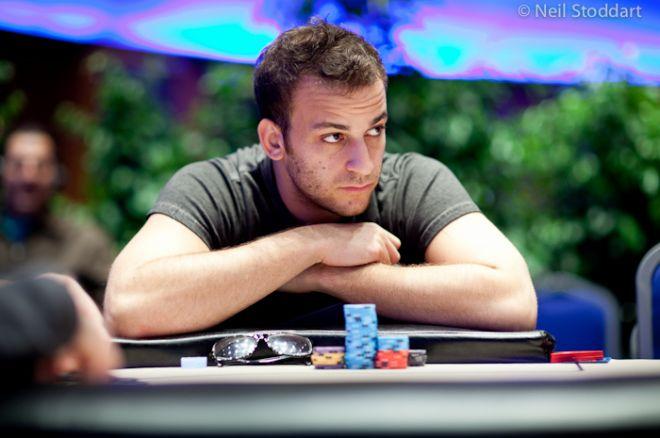 Sorel Mizzi haastaa kaikki pokerinpelaajat kuntoilemaan 0001