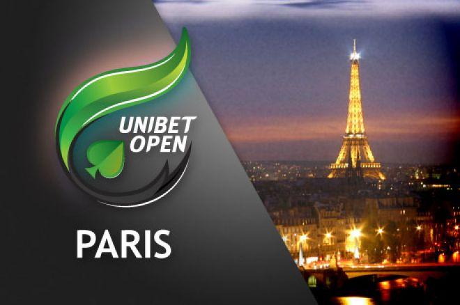 Unibet Open Paris 2012 har startet 0001