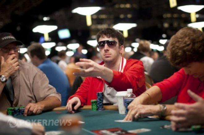 A profi pókeres is ember: Brett Richey - WSOP és rappelés 0001