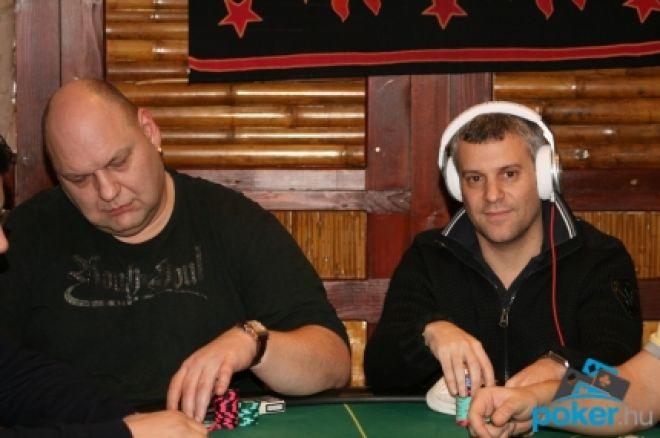 Négy magyar a Concord Million döntőjének 2. napján 0001