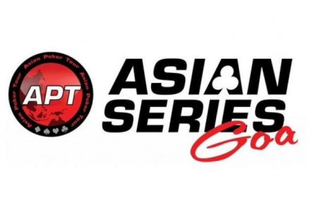Asian Poker Tour, Goa