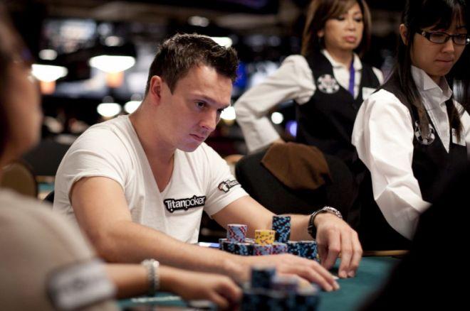 Sam Trickett a Marvin Rettenmaier opouštějí Titan Poker 0001