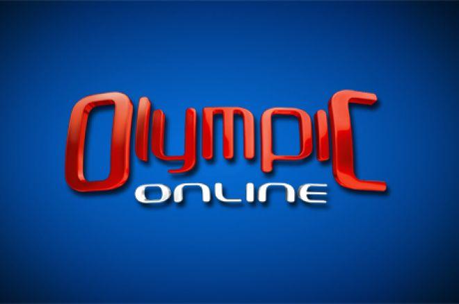 Osale igaõhtustel turniiridel Olympic-Online pokkeritoas 0001