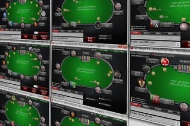 PokerStars: Zoom Poker na více stolech a spuštěn BOOM! 0001