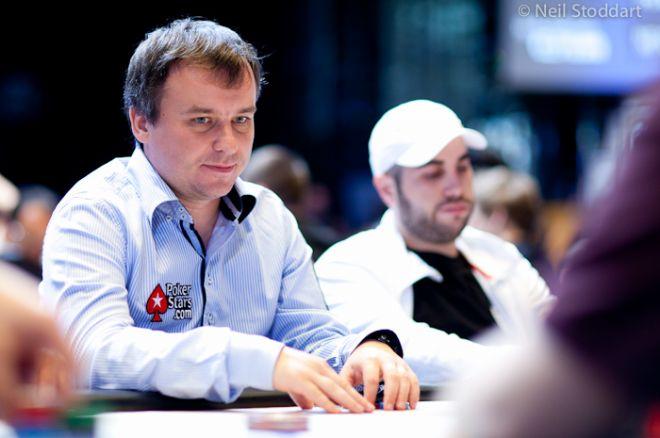 SCOOP, den 4: Martin Staszko skončil třetí 0001