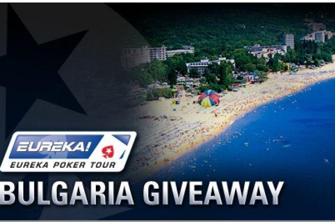 Класирайте се на Eureka Poker Tour България до края на... 0001