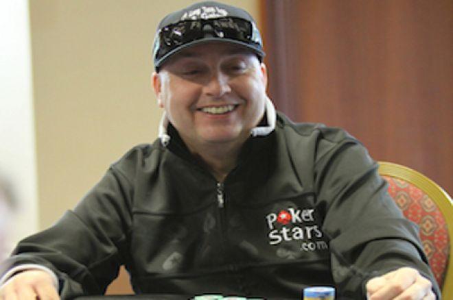 William Champion (Photo: Mickey May / PokerStars Blog)