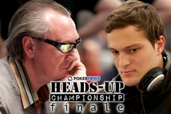 Heads-Up Championship: Ruben Visser versus Govert Metaal in de finale!