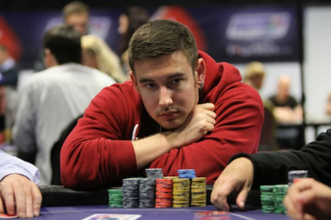 Gabriel Kollander (Photo: Mickey May / PokerStars Blog)
