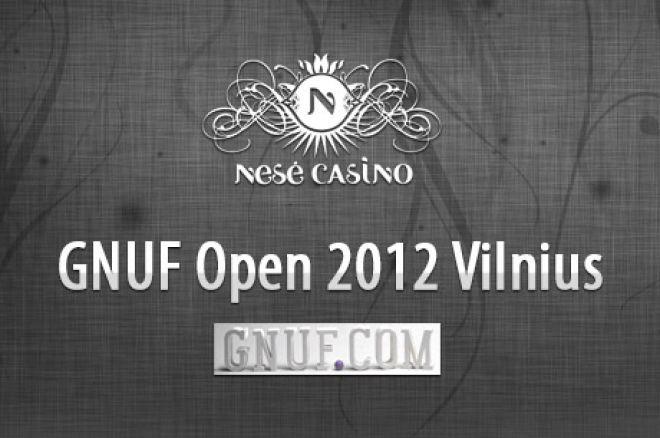 Nepraleiskite Gnuf Open pagrindinio turnyro! 0001