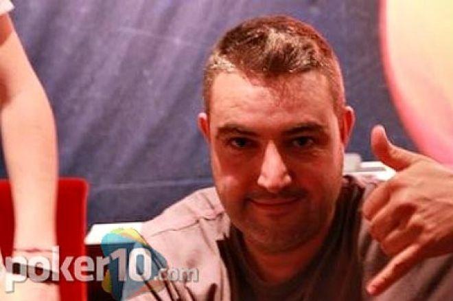 Estrellas Poker Tour Ibiza: Bez Polaków w dniu trzecim 0001