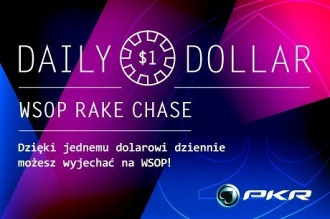 Wciąż masz czas na wygranie pakietu WSOP o wartości $4,500 w promocji PKR 0001