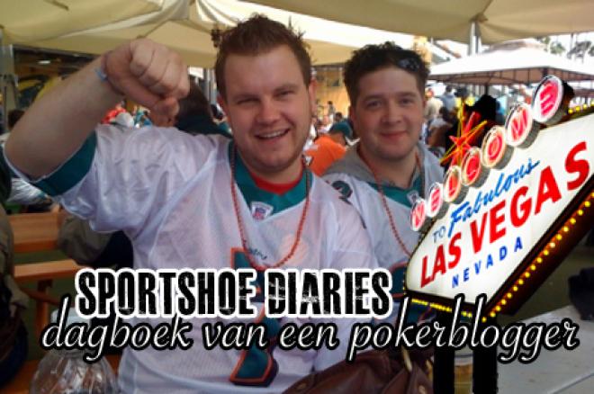 Sportshoe Diaries - Voor de vierde keer naar de WSOP