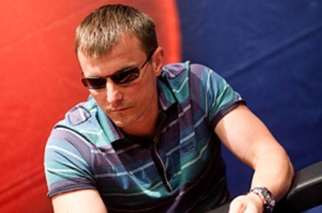 Lietuvis tvirtai žengia į trečią Estrellas pokerio turo dieną 0001