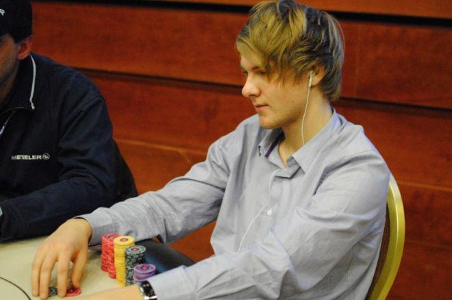 SCOOP: priešpaskutinėje dienoje Tauras Narmontas užsitikrina $10,000 laimėjimą! 0001