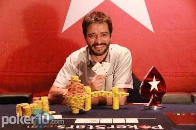 Пабло Рохас - чемпион Estrellas Poker Tour Ibiza 0001