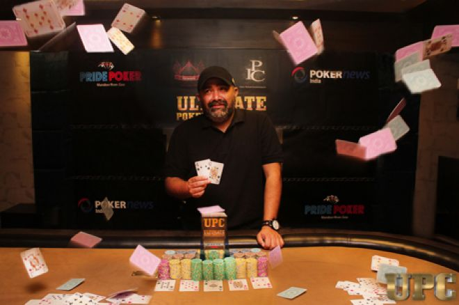 Shyam Madiraju emerges victorious at the UPC Main Event 0001