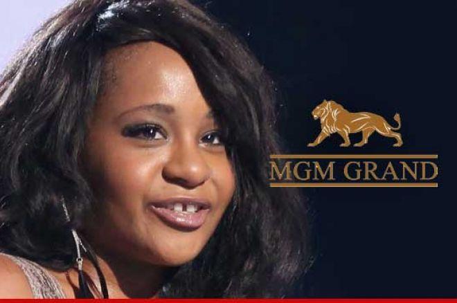 Illegálisan játszott az MGM kaszinóban Whitney Houston lánya 0001