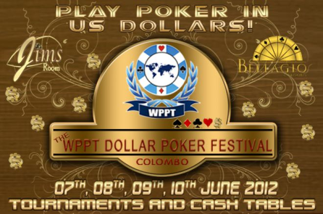 WPPT Dollar Poker Festival slated for June 0001