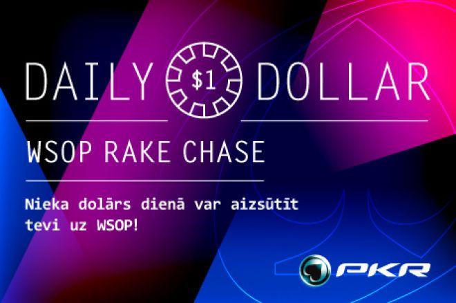PKR WSOP Promotions
