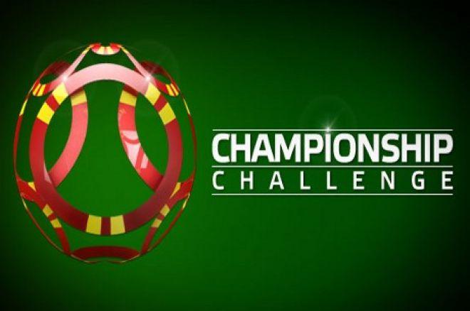 PartyPoker Weekly: Champion Challenege w pełnym rozkwicie, Satelity WSOP i więcej! 0001