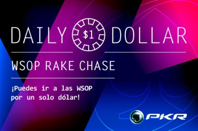 Promociones de PKR para las WSOP