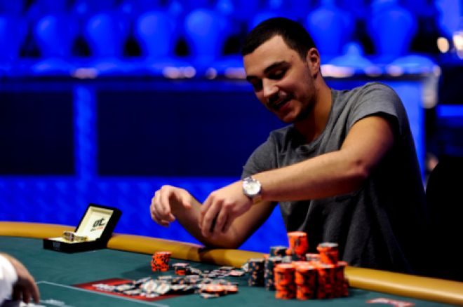 Sadan Turker at the 2011 WSOP