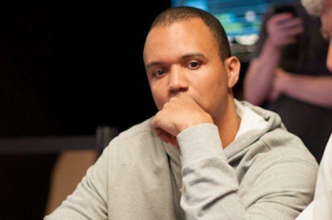 Phil Ivey:2012重返WSOP舞台随即遇Bad Beat 0001
