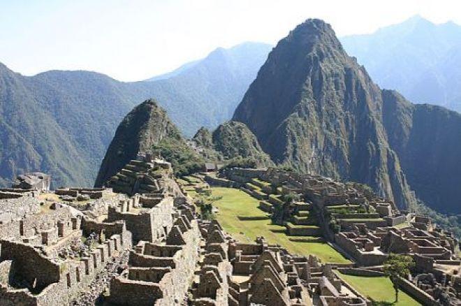 Machu Picchu: Město plné tajemství za $1,500 0001