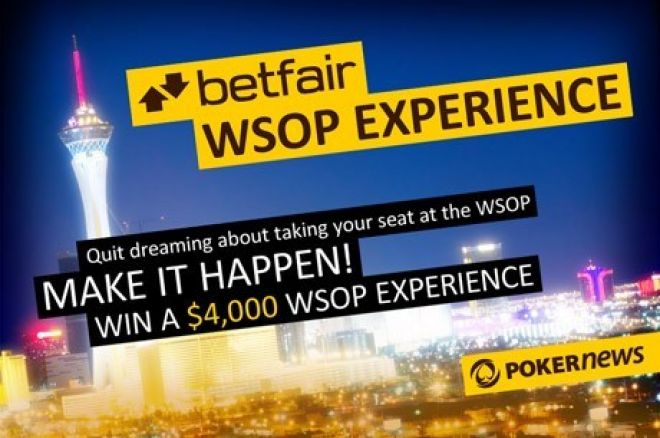 Fly Out To Las Vegas For The 2012 WSOP With Betfair Poker 0001
