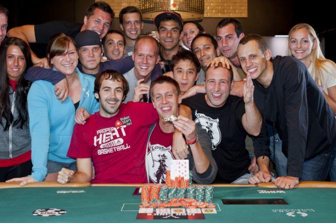WSOP Boulevard: Brent Hanks wint Event #2; Obrestad op weg naar bracelet? 0001