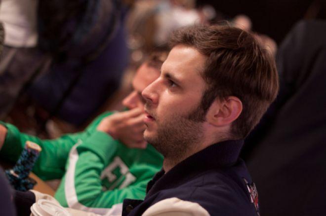Jamie Burland - Chip Leader