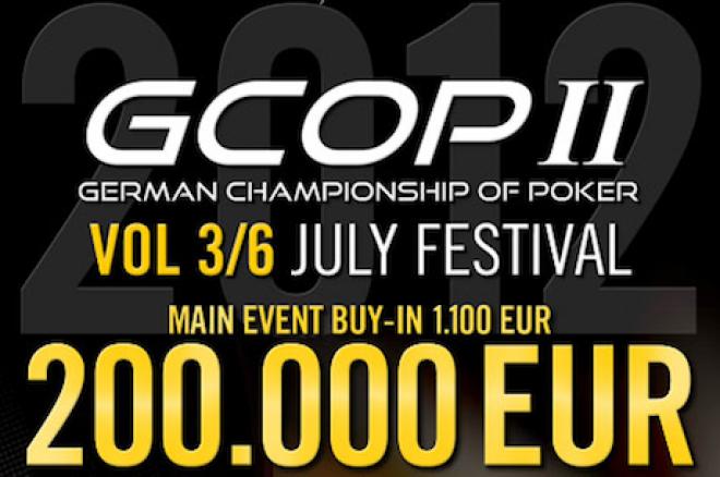 888poker German Open