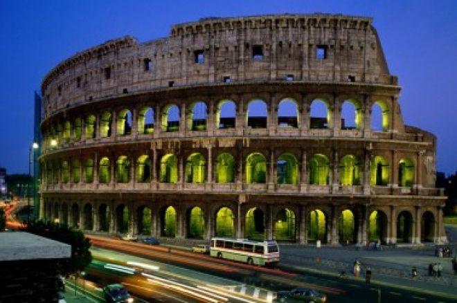 Спад на приходите от регулираните онлайн покер игри в Италия