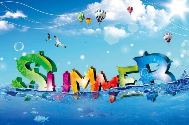 Summer Slam състезание със €145,000 в награди от Mermaid Poker през юни 0001