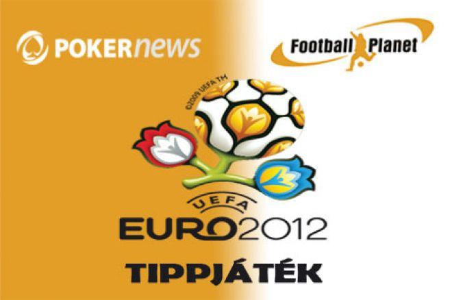 PokerNews tippjáték: az Európa-bajnokság második 8 mérkőzése 0001