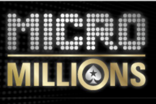 PokerStars обяви MicroMillions 2 и Half Price Sunday на 17 юни 0001