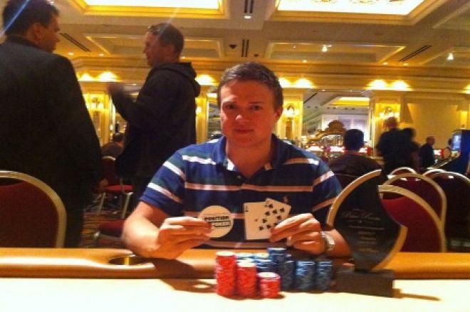 F3nix35 winning a $500 Venetian Deepstack last summer