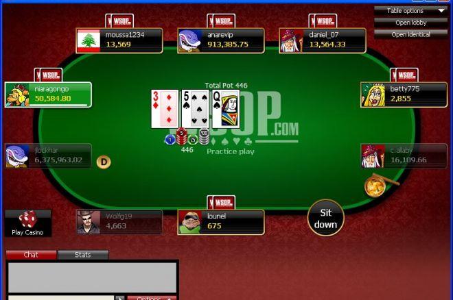 Norsk Tipping sier nei til poker 0001