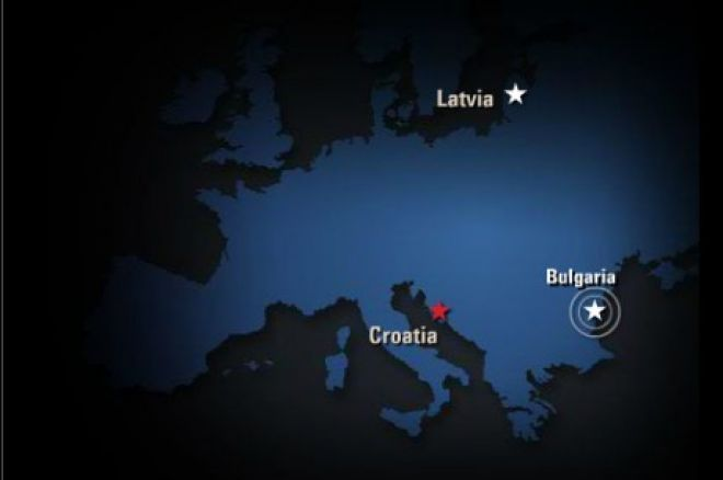 Eureka Poker Tour Bulgaria: 1A dienas apskats 0001