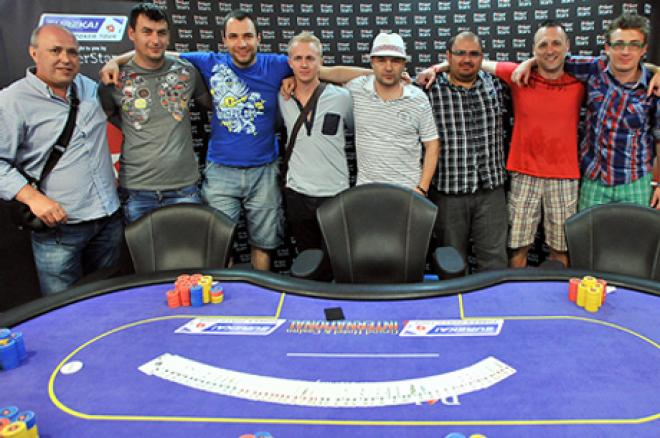 Eureka Poker Tour Bułgaria: Michał Misterek piąty (€14,300) 0001
