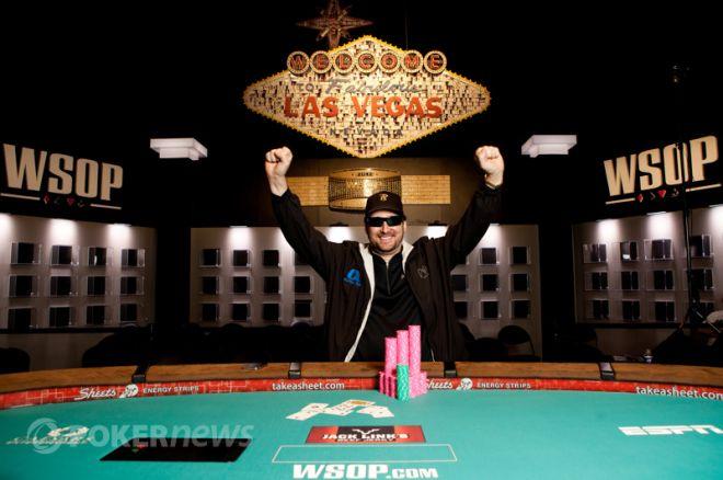 Hellmuth vinner WSOP-armband nummer 12 i WSOP Event #17 0001